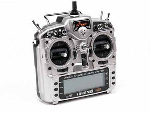 FRSKY TARANIS X9D+ 16CH DIGITAL TELEMETRY TX - MODE 2 (US CHARGER)+Case