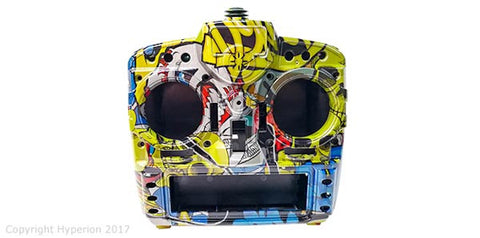 CUSTOM SHELL CASE FOR FRSKY X9D PLUS TRANSMITTER