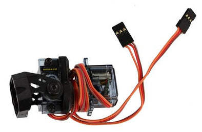 FATSHARK PAN/TILT W/SERVOS FOR CMOS