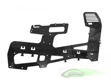 SAB Carbon Fiber Main Frame (1pc) - Goblin 630/700