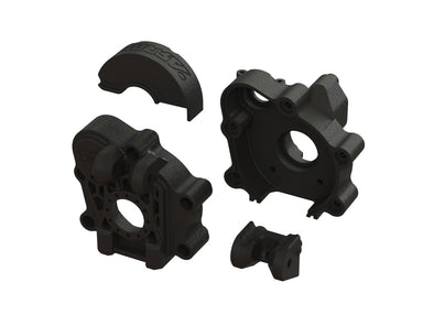 ARA310930 CENTER GEARBOX CASE SET