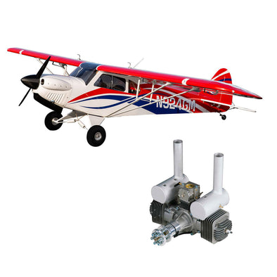 "HAN5280CDLE170 CubCrafters Cub FX-3 100-200cc 165"" w DLE170 170cc(Not available for free shipping)"