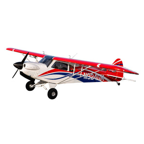 "HAN5280 CubCrafters Carbon Cub FX-3 100-200cc ARF, 165""(Not available for free shipping)"