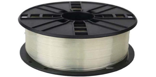 HYPERION 3D PRINTER PLA FILAMENT 1.75MM 0.5KG (CLEAR/TRANSPARENT)