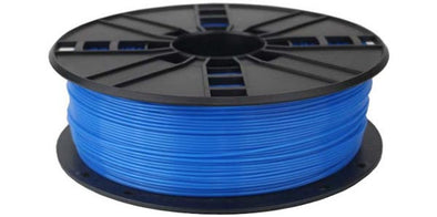 HYPERION 3D PRINTER PLA FILAMENT 1.75MM 0.5KG (FLUORESCENT BLUE)