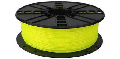 HYPERION 3D PRINTER PLA FILAMENT 1.75MM 0.5KG (FLUORESCENT YELLOW)