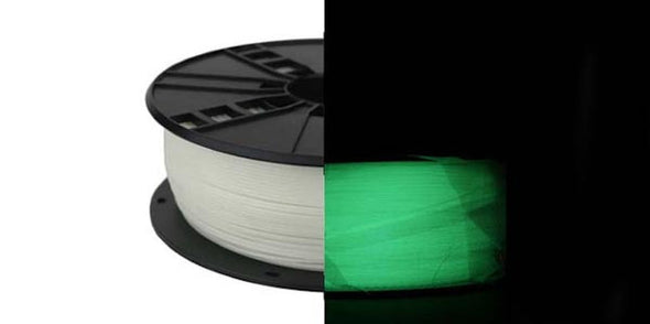 HYPERION 3D PRINTER PLA FILAMENT 1.75MM 0.5KG (LUMINOUS GREEN)