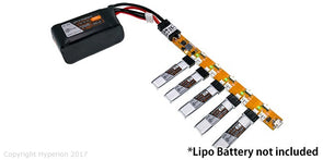 HYPERION 1S LIPO MINI CHARGER WITH SELECTABLE INPUT / OUTPUT