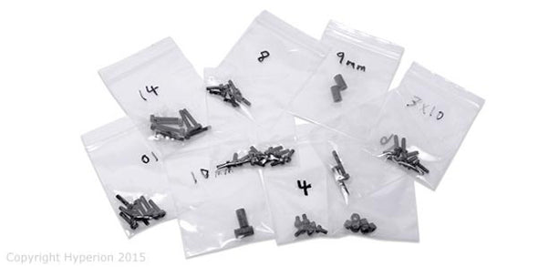 HYPERION VENGEANCE HARDWARE SCREW KIT