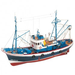LAT20506 1/50 Marina II Wooden Model Ship Kit