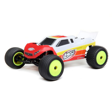 LOS01019T1 1/18 Mini-T 2.0 2WD Stadium Truck Brushless RTR