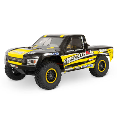 LOS03019T1 1/10 TENACITY TT Pro 4WD SCT Brushless RTR with Smart, Brenthel