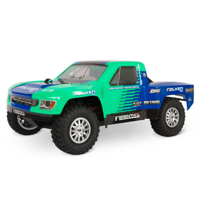LOS03019T2 1/10 TENACITY TT Pro 4WD SCT Brushless RTR with Smart, Falken