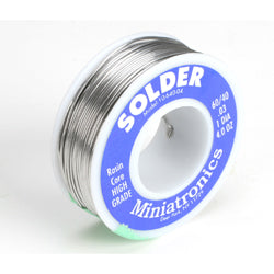 Rosin Core Solder 60/40, 4oz MNT1064004