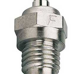 71615009 Type F Glow Plug Medium Four Stroke