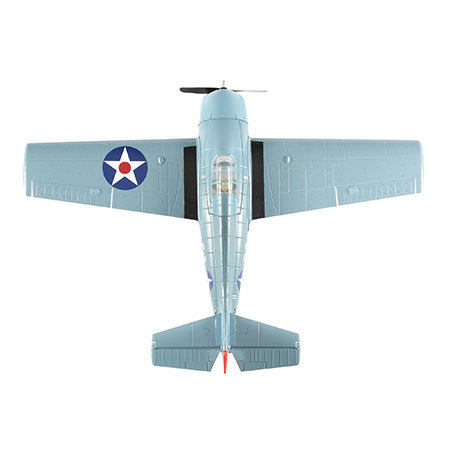 F4F Wildcat 1.0m BNF Basic w/AS3X and SS