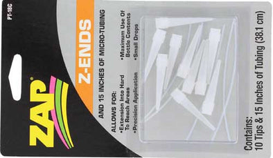 ZAP Z-ENDS EXTENDER TIPS