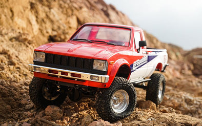 Z-RTR0101 RC4WD TRAIL FINDER 2 RTR W/MOJAVE II BODY SET (BFGOODRICH 150TH ANNIVERSARY EDITION)