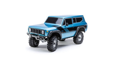 Gen 8 International Scout II 1/10 4WD RTR: Blue RER11290