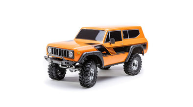 Gen 8 International Scout II 1/10 4WD RTR Orange (RER11291)