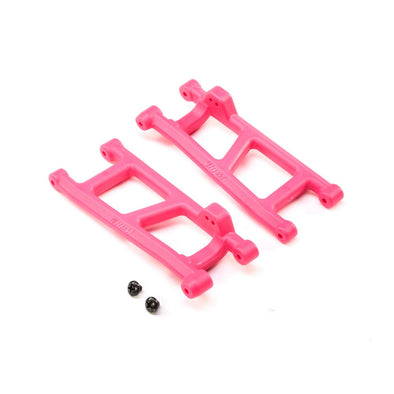 70467 Rear A-arms(2); Pink ECX Torment, Ruckus, Circuit