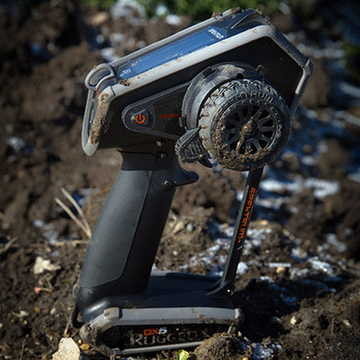 DX5 Rugged DSMR TX w/SR515