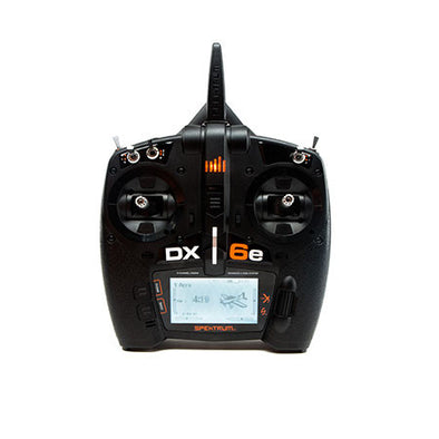 DX6e 6CH Transmitter Only