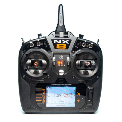 SPMR8200 NX8 8-Channel DSMX Transmitter Only (PRE ORDER)