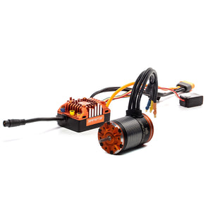 SPMXSEMC08  Firma Sensored 1/10th Crawler Power System with Smart 2100kv