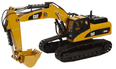 28001 1:20 CAT 330D L Diecast RC Excavator(Metal)