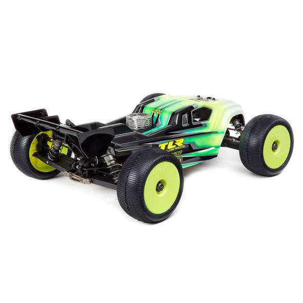 TLR04009 1/8 8IGHT-XT/XTE 4WD Nitro/Electric Truggy Race Kit