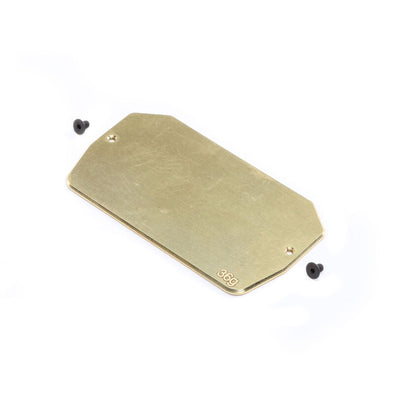 TLR331039 Brass Electronics Mounting Plate, 34g: 22 5.0