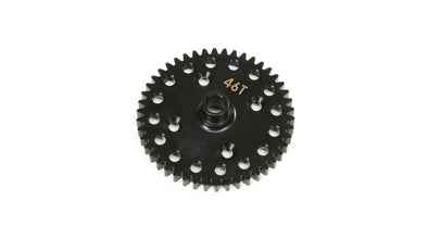 TLR342021 Center Diff 46T Spur Gear Lightweight: 8X