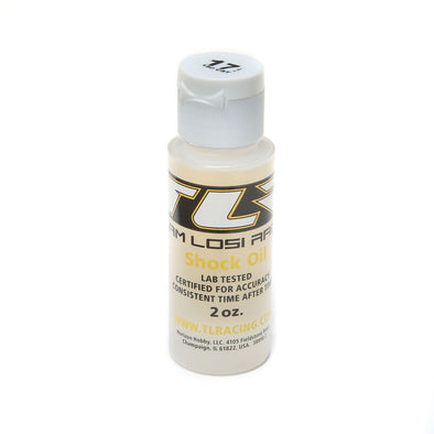 TLR74001 Silicone Shock Oil, 17.5wt, 2oz