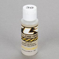 TLR74006 Silicone Shock Oil, 30wt, 2oz