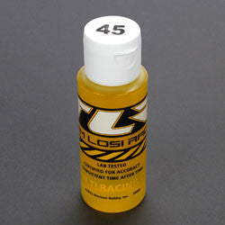 TLR74012 Silicone Shock Oil, 45wt, 2oz
