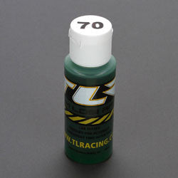 TLR74015 Silicone Shock Oil, 70 Wt, 2 Oz