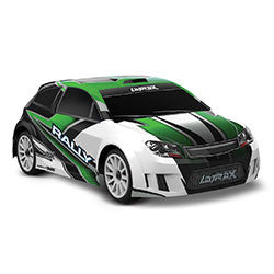 LaTrax Green 1/18 Rally 4WD RTR w/Battery+Charger