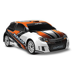 LaTrax Orange 1/18 Rally 4WD RTR w/Battery+Charger