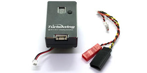 TURBOWING 5.8GHZ 40CH 2000MW FPV TRANSMITTER (5-15KM EFFECTIVE RANGE)