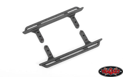 VVV-C1041 MICRO SERIES SIDE STEP SLIDERS FOR AXIAL SCX24 1/24 JEEP WRANGLER RTR (STYLE B)