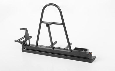 RC4WD Rear Swing Away Tire Carrier Bumper for Traxxas TRX-4