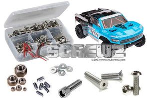 arrm017 – Arrma RC Senton 4×4 Mega (AR1022667/78) Stainless Screw Kit