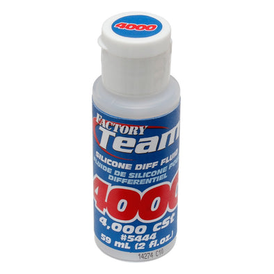 ASC5444 Team Associated Silicone Differential Fluid (2oz) (4,000cst)