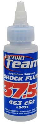 5433 Silicone Shock Fluid 37.5wt 2 oz