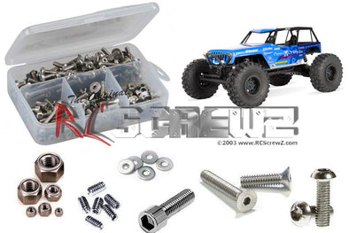 axi007 – Axial Wraith Poison Spyder (#90031) Stainless Screw Kit