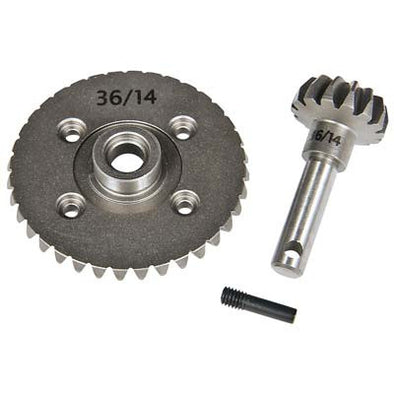 AX30401 Heavy Duty Bevel Gear Set 36T/14T