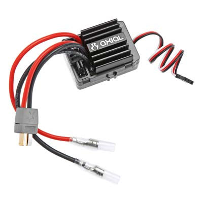 AX31144 AE-5 Waterproof ESC w/Reverse & Drag Brake Star