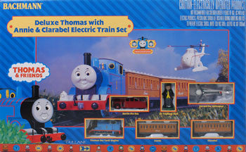 HO Deluxe Thomas the Tank Engine Train Set