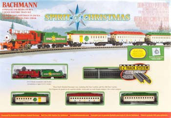 Spirit Of Christmas Set N 24017